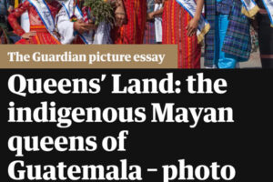 The Guardian Picture Essay, 1/05/2020