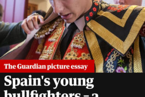 The Guardian Picture Essay, 25/10/2019
