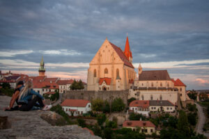 The best viewpoint in Znojmo